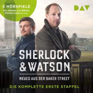 sherlock und watson 1. staffel